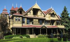 Дом, который построили призраки: история дома вдовы Винчестер