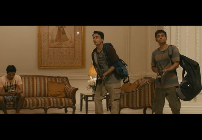 русский трейлер фильма чудовищном теракте индии отель мумбаи