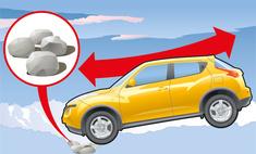 способов вытащить застрявший автомобиль