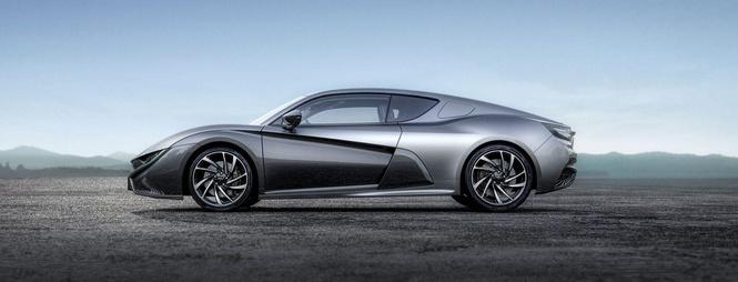 Первый китайский электромобиль, который будет продаваться в США
