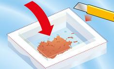 5 способов использовать пенопласт не по назначению