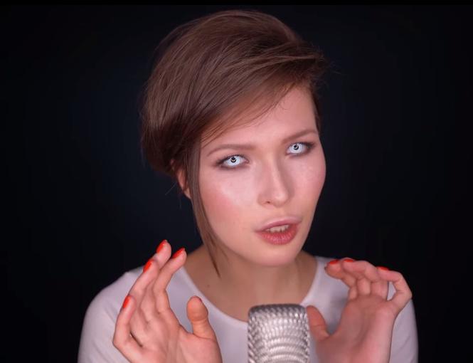 АСМР от актрисы Лукерьи Ильяшенко (видео, от которого побегут мурашки)