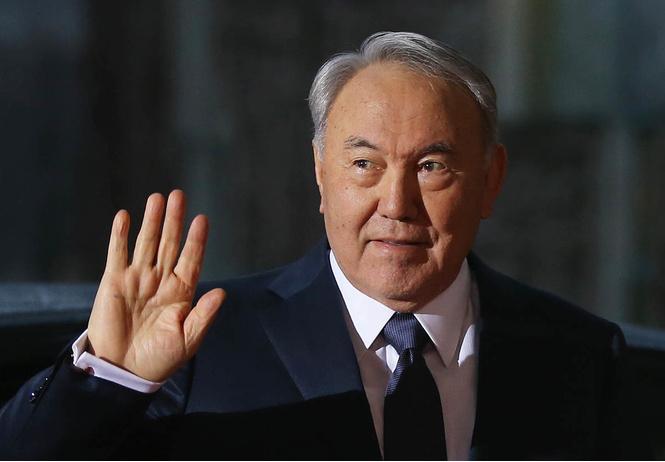 нурсултан назарбаев объявил отставку видео