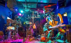 роботы-рокеры приезжают россию почем билеты перекупщиков