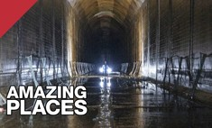 Место с одним из самых долгих эхо на Земле (видео)