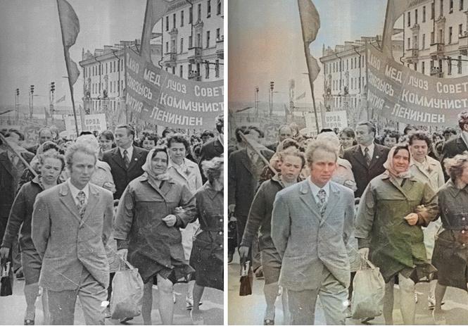 Mail.ru запустил бесплатный онлайн-сервис для реставрации старых фото