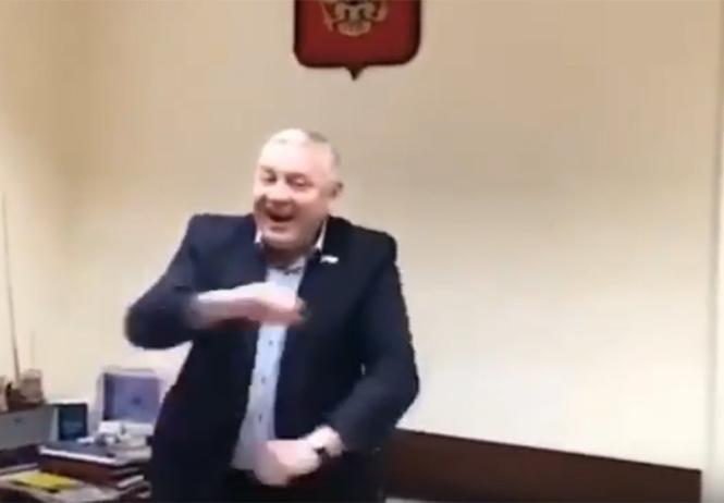 московские чиновники сняли версию клипа скибиди вырвиглазное видео