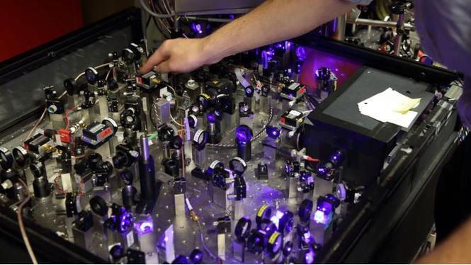 Ученые построили часы для измерения пространства-времени