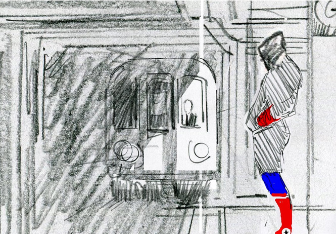 Аниматоры показали тестовые наброски мультфильма «Человек-Паук: Через вселенные» (видео)