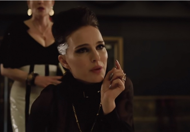 Натали Портман в трейлере фильма «Голос люкс»
