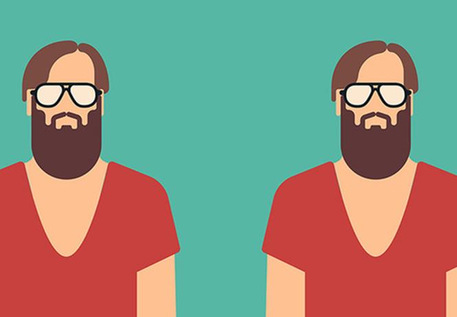 Парень пожаловался, что его фотографию без разрешения использовали в статье про одинаковую внешность хипстеров, но оказалось, что на фото — не он