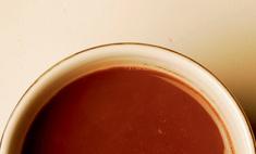 приготовить настоящий горячий шоколад