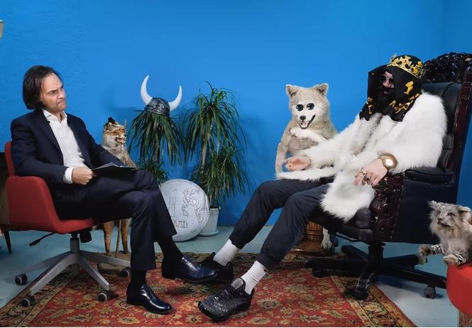 откровенное интервью big russian boss maxim видео