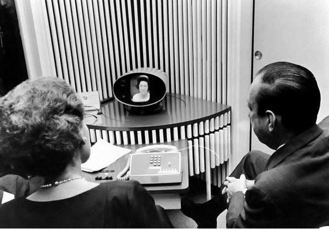 История видеотелефона в 28 фотографиях: наивные мечты и реальные прототипы