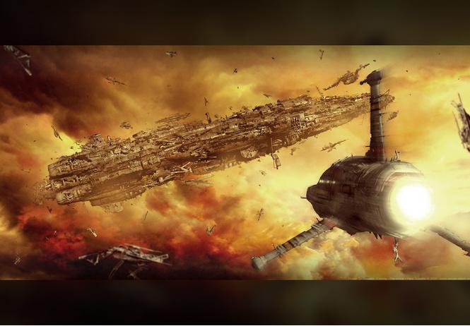 Научно-фантастические миры Яна Суэтра