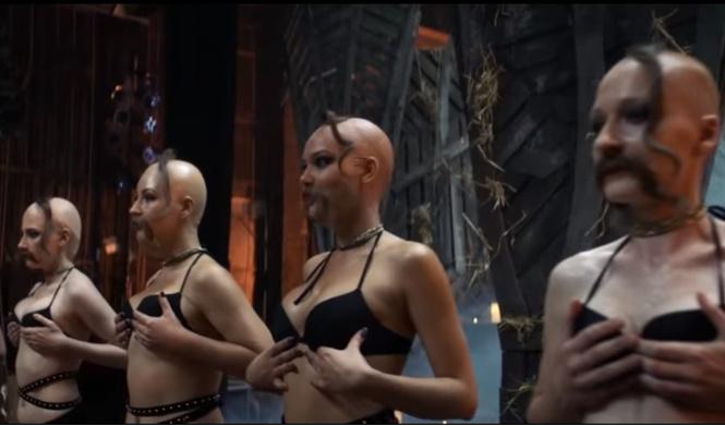 секс сцене полный шабаш свежий клип песню ленинграда