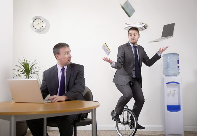 Многозадачность только мешает работе, считают ученые