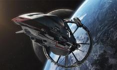 самых причудливых космических кораблей кино