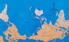 выглядят карты мира учебниках других стран