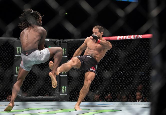 Победы и рекорды первого российского турнира UFC