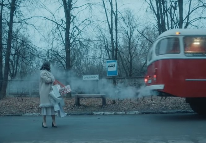 наталия орейро сняла новогодний клип балашихе получилось