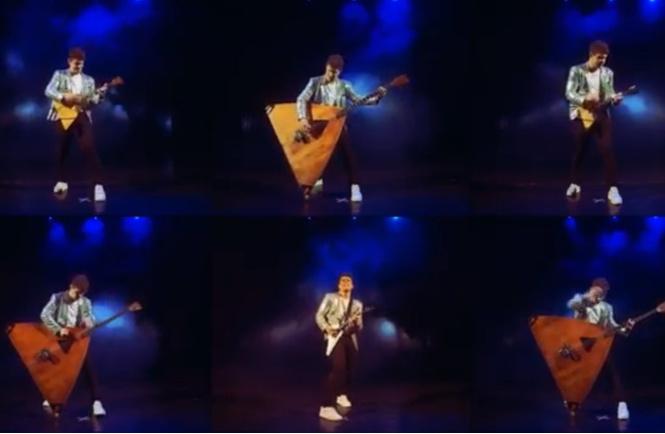 Уральский балалаечник восхитил Queen исполнением хита The Show Must Go On (видео прилагаем)