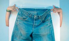 состарить джинсы кожу мебель металл