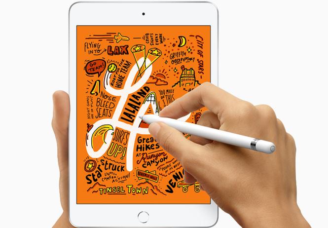 apple представила новые ipad air mini