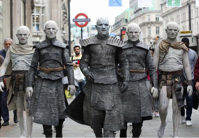 Вот какие актеры появятся в приквеле «Игры престолов»