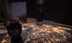21 год МКС: самые интересные кадры с орбиты (галерея)