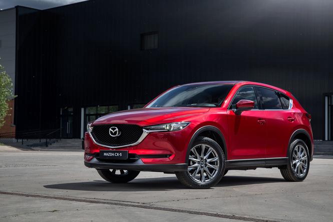 Обновленная Mazda CX-5: четыре шажка к совершенству