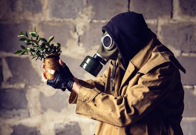 Как различать опасные запахи (пример: пахнет гуашью? Беги!)