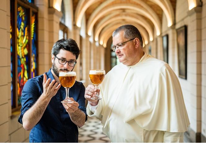 Аббатство Гримберген возрождает традицию средневекового пивоварения