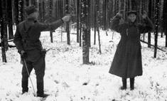 русский разведчик смеется расстрелом поразительных фотографий мировой войны