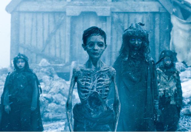 Джордж Мартин сообщил название сериала-приквела к «Игре престолов»