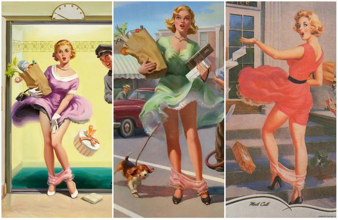 арт фрам художник прославился картинами девушек спадающими трусами
