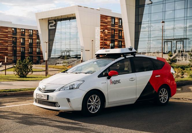 Беспилотные автомобили начнут испытывать в России в 2019 году