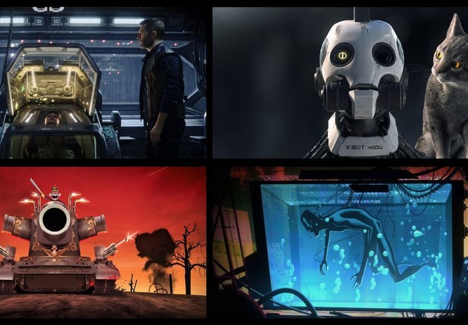 Love, Death and Robots продлили на второй сезон