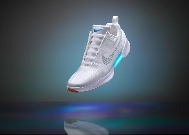 Nike всё же выпустит в 2019 году доступные самошнурующиеся кроссовки