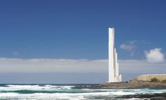 Место дня: маяк Пунта-дель-Идальго