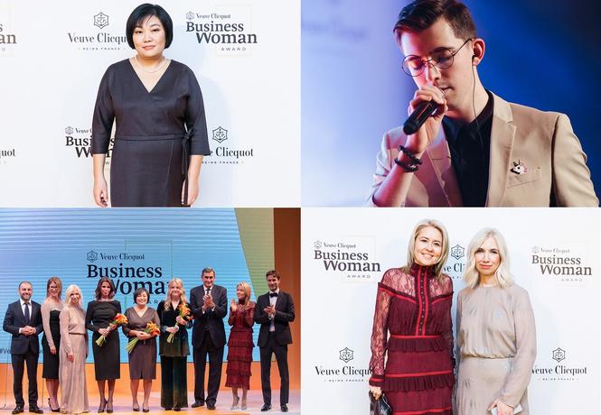 Награда Veuve Clicquot Business Woman Award нашла свою бизнес-вуман!