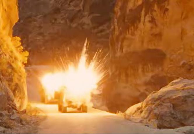 Афганская война в трейлере фильма Павла Лунгина «Братство»
