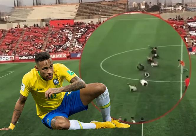 неймар-челлендж новая особенно смешная забава честь бразильского нападающего
