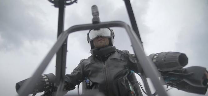 костюм железного человека реальной видео