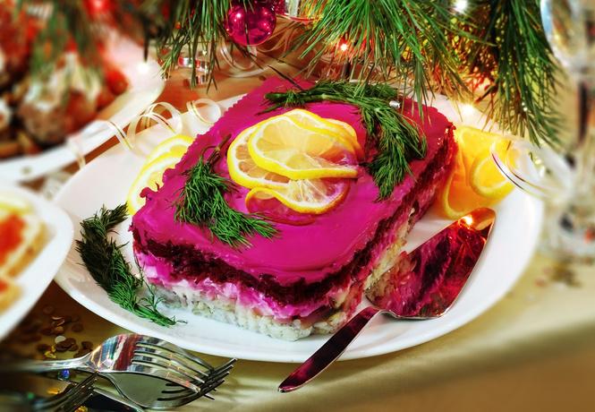 «Мандарины с коньяком» и еще пара нескучных блюд из новогодних продуктов