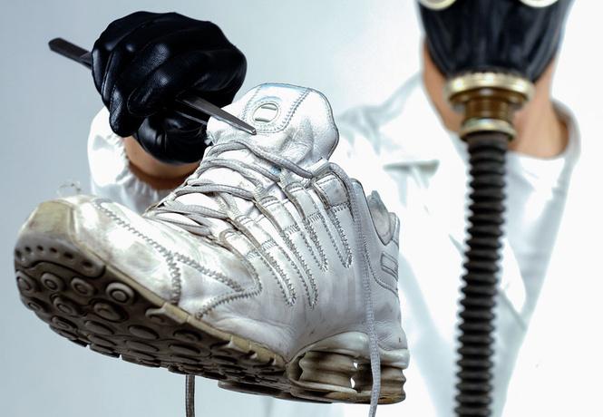 9 способов победить запах обуви