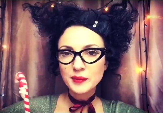 красивая смешная питерская актриса евгения свиридова сразила веселыми
