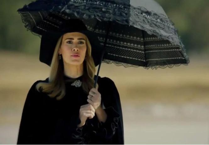 Твит дня: девушка предложила изобразить таинственную незнакомку на похоронах