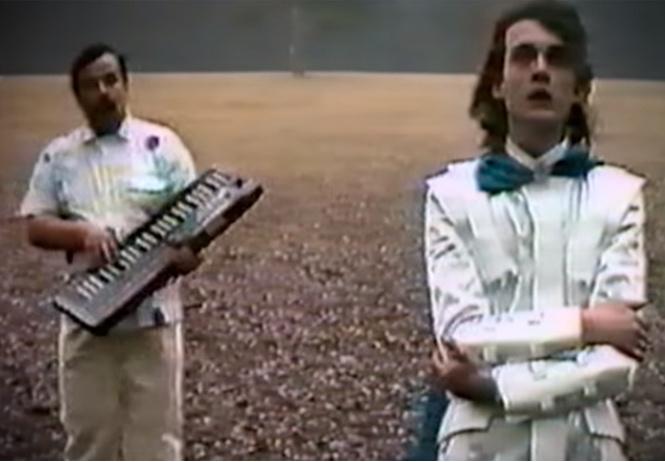 группа альянс восстановила показала клип песне заре ностальгическое
