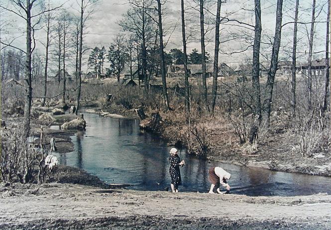 Фотографии, сделанные солдатом вермахта в 1942-1943 годах в Калужской области